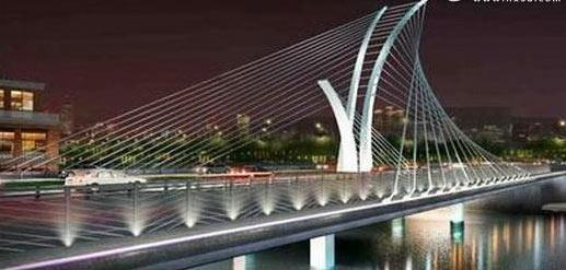 武汉楚河四桥设计方案出炉 一桥一景