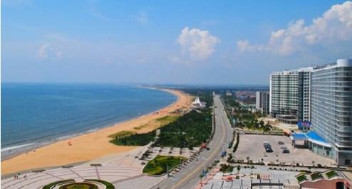 曦岛假日湾位于山东海阳市旅游度假区滨海路
